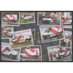 Belgium - 2013 - Nb F4292 - Postal Service - Europa