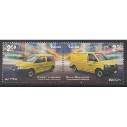Bosnia and Herzegovina - 2013 - Nb 684/685 - Postal Service - Europa