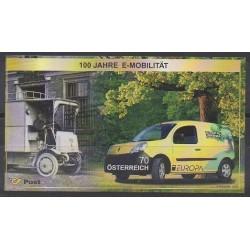 Austria - 2013 - Nb F2899 - Postal Service - Europa