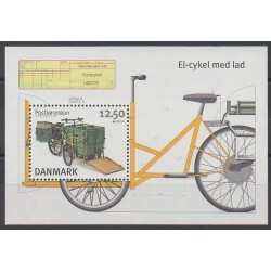 Denmark - 2013 - Nb F1711 - Postal Service - Europa