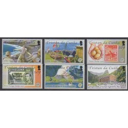 Tristan da Cunha - 2006 - Nb 831/836