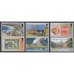 Tristan da Cunha - 2006 - No 831/836
