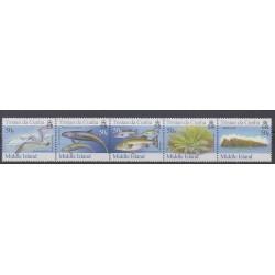 Tristan da Cunha - 2006 - No 822/826 - Animaux marins