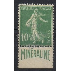France - Poste - 1924 - Nb 188A - Mint hinged