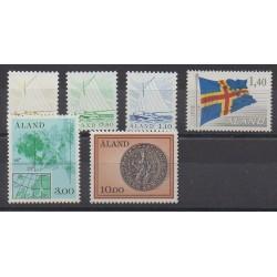 Aland - 1984 - No 1/6