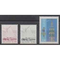 Aland - 1985 - Nb 8/10