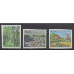 Aland - 1985 - No 11/13 - Sites