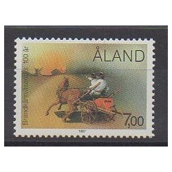 Aland - 1987 - Nb 23 - Firemen