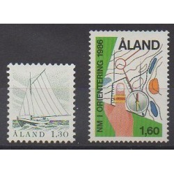 Aland - 1986 - No 14/15