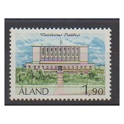 Aland - 1989 - No 32 - Monuments