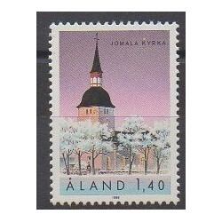 Aland - 1988 - No 31 - Églises