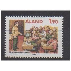 Aland - 1989 - No 36 - Enfance