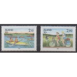 Aland - 1991 - No 51/52 - Tourisme