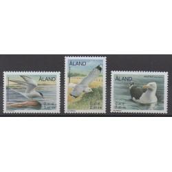 Aland - 2000 - No 168/170 - Oiseaux