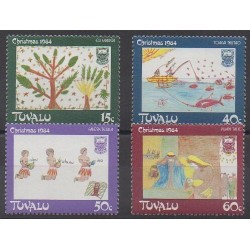 Tuvalu - 1984 - No 275/278 - Noël