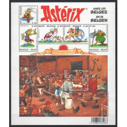 Belgique - 2005- No 3418/3423 - Dessins animés - BD