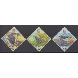 Tuvalu - 1987 - Nb 461/463 - Sea animals