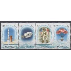 Tuvalu - 1994 - No 665/668 - Espace