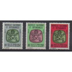 Nouvelle-Calédonie - Timbres de service - 1980 - No S31/S33
