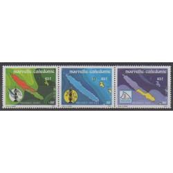 New Caledonia - 1991 - Nb 613A