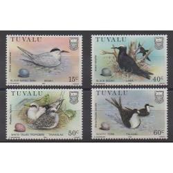 Tuvalu - 1985 - Nb 287/290 - Birds