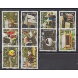 New Caledonia - 2007 - Nb 1007/1016 - Postal Service
