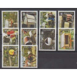 Nouvelle-Calédonie - 2007 - No 1007/1016 - Service postal