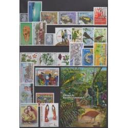 Nouvelle-Calédonie - Année complète - 2006 - No 968/992 - BF36