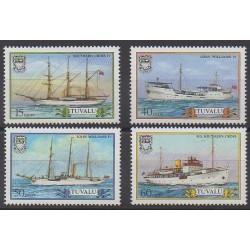 Tuvalu - 1987 - No 416/419 - Navigation
