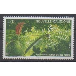 New Caledonia - 2011 - Nb 1130 - Trees
