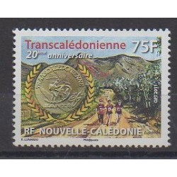 New Caledonia - 2011 - Nb 1127 - Coins, Banknotes Or Medals
