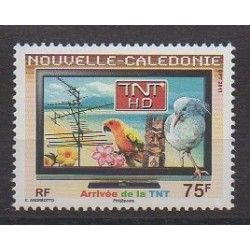 Nouvelle-Calédonie - 2011 - No 1122 - Télécommunications