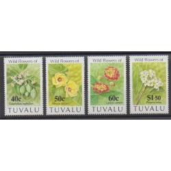 Tuvalu - 1993 - Nb 621/624 - Flowers