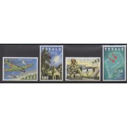 Tuvalu - 1993 - Nb 625/628 - Second World War