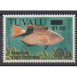 Tuvalu - 1996 - No 697 - Animaux marins