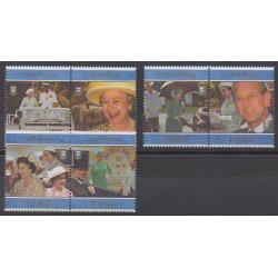 Tuvalu - 1997 - Nb 730/735 - Royalty