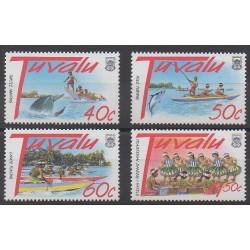 Tuvalu - 1997 - Nb 736/739