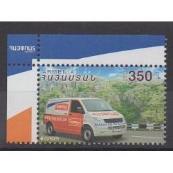 Arménie - 2013 - No 727 - Service postal - Europa