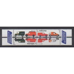 Netherlands - 2013 - Nb 3033/3034 - Postal Service - Europa