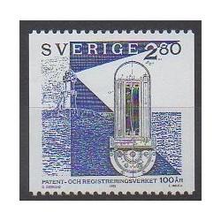 Suède - 1992 - No 1718