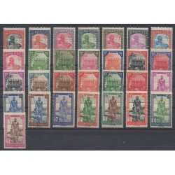 Sudan - 1931 - Nb 60/88 - Mint hinged