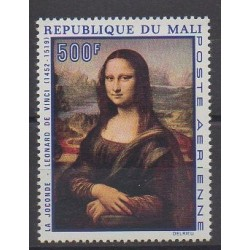 Mali - 1969 - No PA82 - Peinture