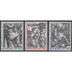 Mali - 1979 - Nb PA357/PA359 - Easter - Paintings