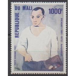 Mali - 1981 - Nb PA410 - Paintings