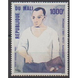 Mali - 1981 - No PA410 - Peinture