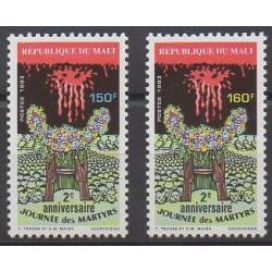 Mali - 1993 - No 590/591