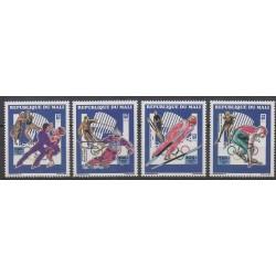 Mali - 1994 - Nb 598/601 - Winter Olympics