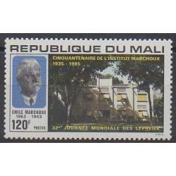 Mali - 1985 - No 520 - Santé ou Croix-Rouge