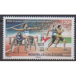 New Caledonia - 2019 - Nb 1366 - Various sports