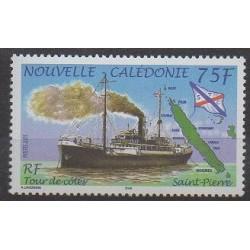 Nouvelle-Calédonie - 2005 - No 945 - Navigation